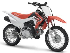 Hondacrf110